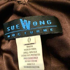 Sue Wong Dresses - Sue Wong Nocturne Ombré Evening Gown